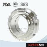 Adapter van de Pijp van het roestvrij staal de Hygiënische Verminderende Ingepaste (jn-FL1010)