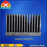 Gespaltete Flosse-Kühlkörper mit hohe Wärme-Strahlungs-Leistung