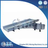 Tracción grande y operación lisa del alimentador de placa de cadena de alta calidad