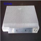 Dissipador de calor do diodo emissor de luz, forjando o dissipador de calor