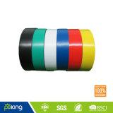 Nastro elettrico elettrico adesivo del PVC di colore nero