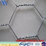 Fornitore di maglia esagonale rivestita poco costosa del PVC di Anping