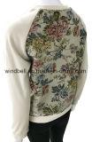자카드 직물 직물을%s 가진 여자를 위한 포도 수확 스웨터