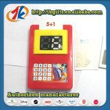 Apprentissage de mathématiques Enseignement éducatif Calculatrice en plastique Jouets avec cartes