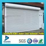 Aluminiumaluminiumstrangpresßling-Profil für Rollen-Blendenverschluss-Tür/Fenster/Garage