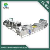 Système de lavage de nourriture industrielle de l'acier inoxydable 304 de qualité
