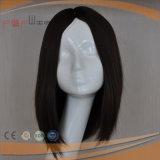 Silk верхний тип парик польностью людских женщин волос Remy девственницы Silk верхних еврейский
