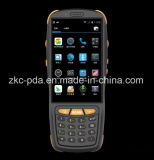 Lager-Logistik 4G androides PDA mobiles Positions-Touch Screen Positions-Terminal