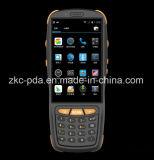 Terminal mobile androïde de position d'écran tactile de position de la logistique 4G PDA d'entrepôt