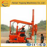 Machine hydraulique d'empilage pour la construction