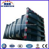Récipient de réservoir en acier à base d'ISO ISO de haute qualité