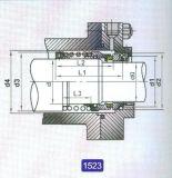 Selo 1523 mecânico para a bomba