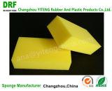 Gomma piuma dell'unità di elaborazione di assorbimento del Waster, alta gomma piuma di poliuretano elastica ad alta densità, gomma piuma di pulitura