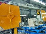 Ponte grande do diamante do CNC a única viu que o granito e o mármore para prender viram a máquina do corte por blocos do cortador de pedra da pedreira