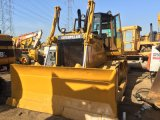 Gatto usato D7g del bulldozer da vendere, bulldozer dell'argano, bulldozer dello scarificatore, bulldozer utilizzati del gatto da vendere