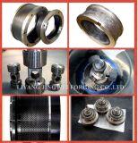 Dados y rodillos del anillo para la máquina de madera de la pelotilla