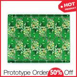 Placa de circuito impresso tomada o partido dobro de RoHS Fr4 94V0