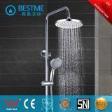 Großhandelspreis-gesundheitliches Ware-Badezimmer-Messingdusche (BF-80257)