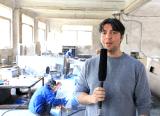 Классицистическая электрическая печь покрытия порошка леча печь