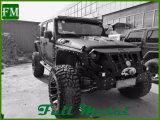Butoir de butoir de gril d'armure de fer de Rubicon Sahara pour la jeep