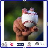 Материал PU с бейсболом природного каучука мягким