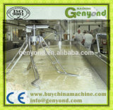 Pressa per formaggio per produzione di formaggio