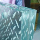 Противоюзовое прокатанное стекло/Toughened прокатанное стекло