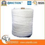 Precio del hilado de la fibra de cerámica del aislante de 4300 materiales refractarios