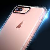 Het nieuwe Hoogtepunt van de Daling van de Aankomst Anti behandelde het ultra Duidelijke Zachte Geval van de Telefoon TPU voor iPhone 7/7 plus