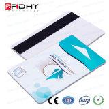 IDENTIFICATION RF imprimable Smart Card de Tk4100 PVC/Plastic avec la piste magnétique