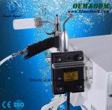 光沢のある皮装置を保湿する携帯用水酸素のジェット機の顔の皮