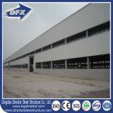 Magazzino d'acciaio della costruzione di alto aumento prefabbricato