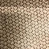 靴または袋(HS-M312)のための特別なデザイン編穀物のコルクの革
