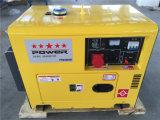 Tipo generador silencioso portable diesel de Kama para el uso casero