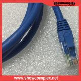 câble du câble LAN 30meter Cat5e pour l'Afficheur LED