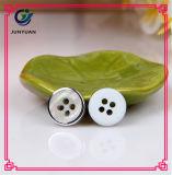 Кнопка перлы кнопки смолаы рубашки UV белая