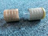 Goud Geanodiseerd die Aluminium om Buis voor de Dekking van de Flessen van de Wijn wordt uitgedreven
