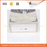 Sacco di carta lucido di carta materiale ripreso ecologico