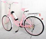 """セリウム24の"""" Public Electric Bike女性"""