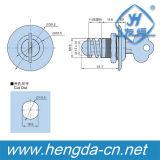 Yh9730ステンレス鋼円形カムロックの合鍵