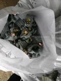 La gota alemana forjó el tubo de la abrazadera del andamio - acoplador doble