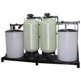 浄水のための産業自動水軟化剤機械