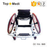 Topmedi Health Products Manual cadeira de rodas de basquete de alumínio na China