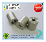 Aluminio hecho trabajando a máquina