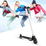 新しいデザインのカーボンファイバーの電気スクーター