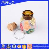 l'argile du polymère 2ml met les bouteilles de parfum extérieures colorées de décoration de bouteilles de parfum