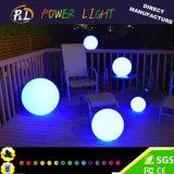 Hotselling Iluminado Outdoor Display Round LED Pool Ball