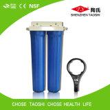 Macchina orizzontale di trattamento delle acque di ultrafiltrazione dell'acciaio inossidabile
