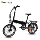 Vélo électrique de gros pliage de pneu du pouvoir vert 48V 500W petit pour la vente en gros
