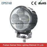3inch 12W Epistar EMC LED Arbeits-Licht für Planierraupe (GT2009-12W)